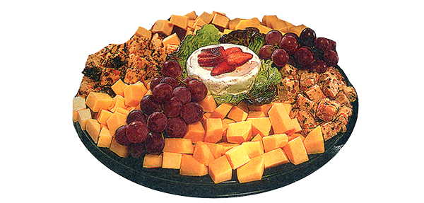 Cheese Nibbles Platter