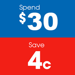 IGA Fuel Discount Offer