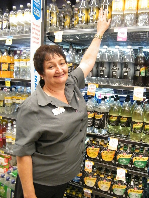 Beerwah IGA Store Manager – Rose Moana
