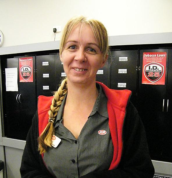 Beerwah IGA Customer Service Manager – Julie