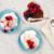 Fig & Raspberry Pavlova